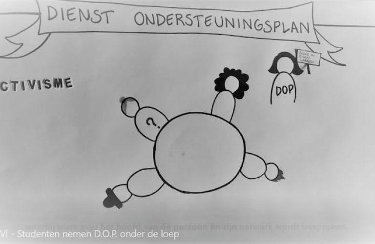 D.o.p. Ovl Studenten Nemen D.o.p. Onder De Loep