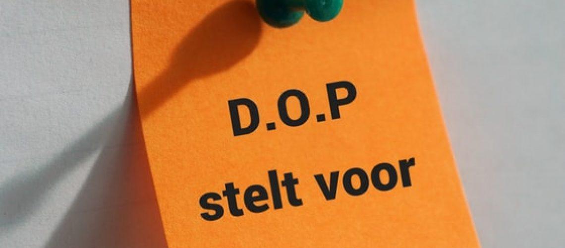 _dop_stelt_voor